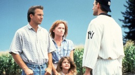 Ray meets his Dad Field of Dreams