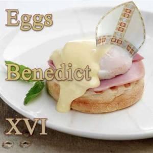 Ex - Benedict...Eggs Benedict...Get it?