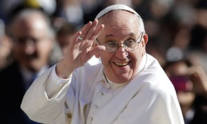 His Pope-li-ness