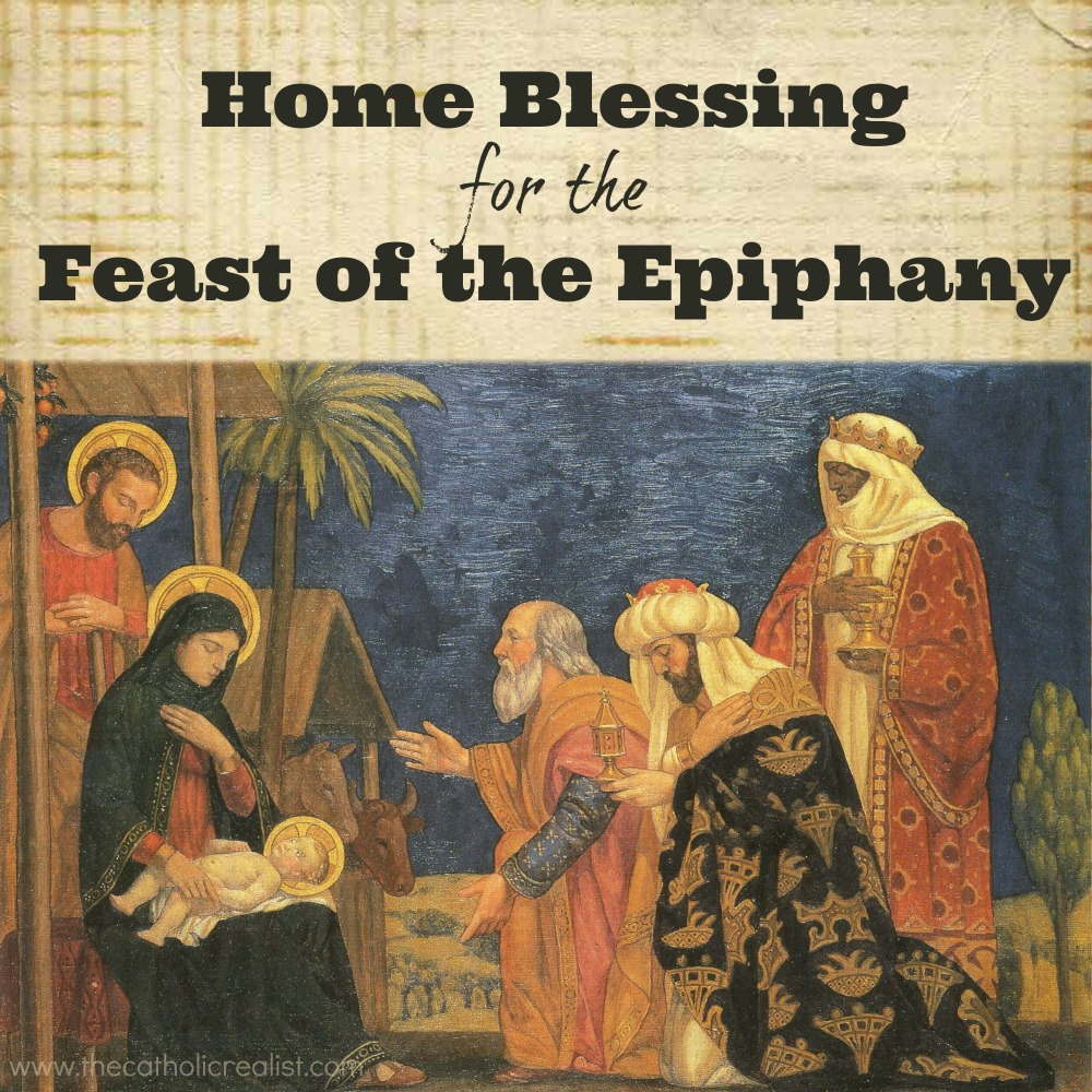 Epiphany Home Blessing