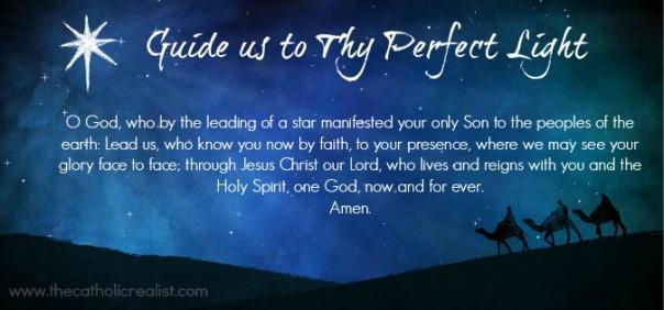 Epiphany Prayer