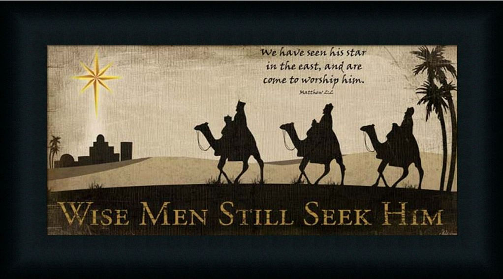 Wise Men Still Seek Him The Catholic Realist